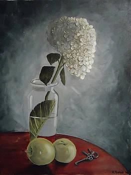 Hydrangea by Rena Buford