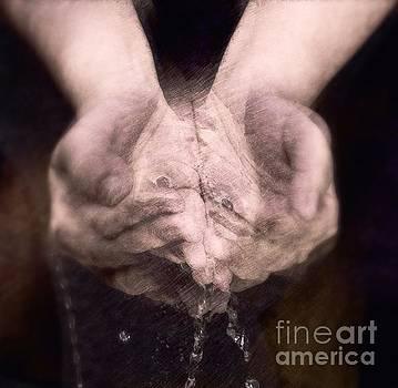 I am facing you by Delona Seserman