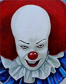 I am Pennywise by Al  Molina