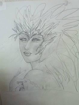 I Am The Phoenix by Sharyn Winters
