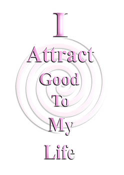 I Attract Pink by I Attract Good