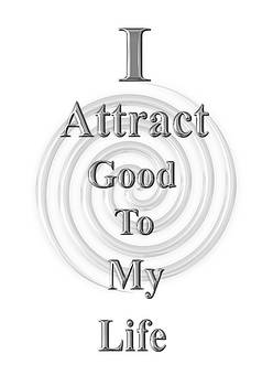 I Attract Silver by I Attract Good