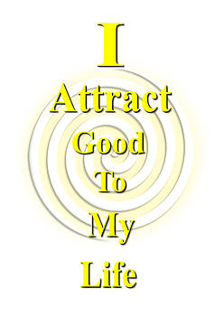 I Attract Yellow by I Attract Good