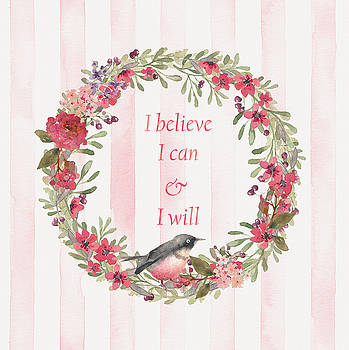 I believe I can and I will by ShabbyChic fine art Photography