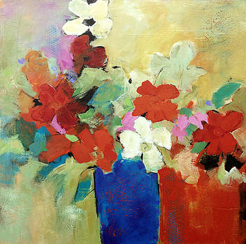 I Believe in Red by Filomena Booth