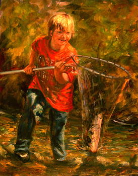 I caught the Big One by Joan Wulff