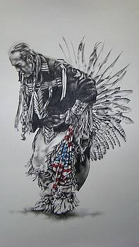 I Close My Eyes and Hear the Songs of My Ancestors by Michael Lee Summers