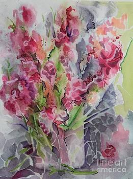 I Gave Her Flowers by Pamela Shearer