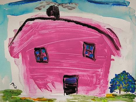 I Grew Up Here by Mary Carol Williams