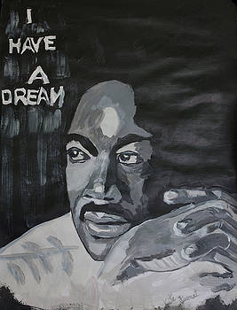 I have a Dream by Kate Farrant