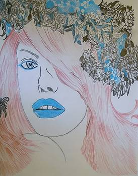 I have Secret Beauty  by Nicole Burrell