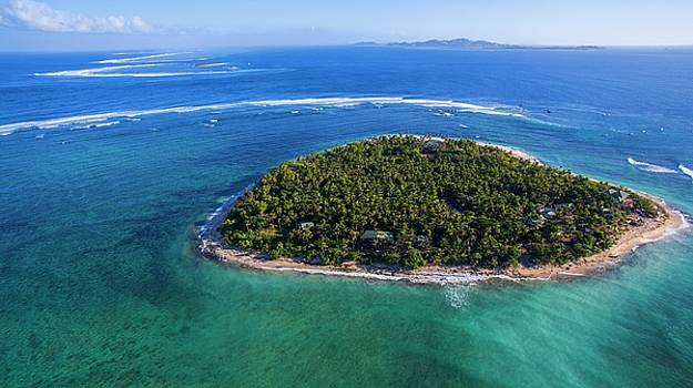 I Heart Fiji by Brad Scott