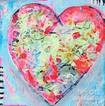 I heart by Gail Butters Cohen