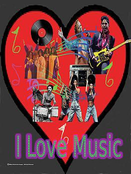 I Love Music by Michael Chatman