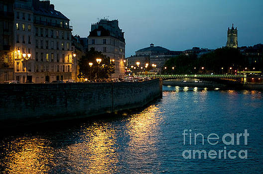 I Love Paris by Sandy Molinaro