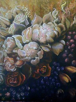 I Love Peonies by Patti Lane