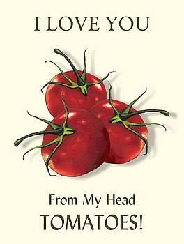 Joyce Geleynse - I Love You From My Head TOMATOES