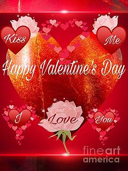 I Love You Valentine  by Gayle Price Thomas