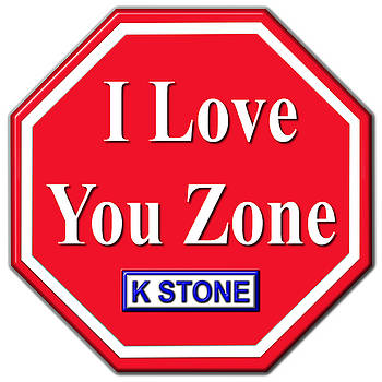 I Love You Zone by I Attract Good