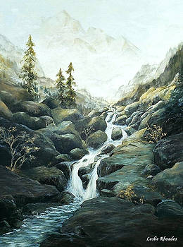I Nostri Montagna by Leslie Rhoades