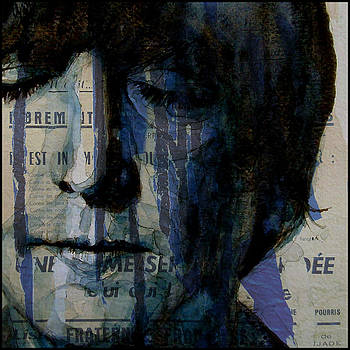 I Read The News Today Oh Boy  by Paul Lovering