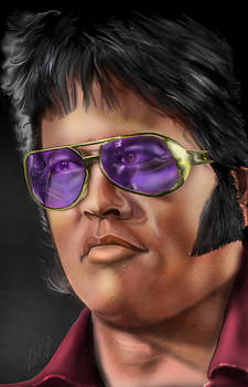 I Remember Elvis by Reggie Duffie
