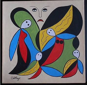 I see Ghosts by Catherine Velardo