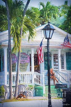 Ice Cream in Key West by Linda Olsen