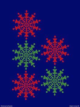 Ice Crystals by Al