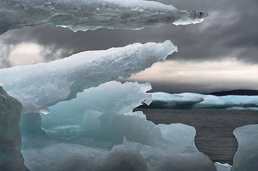 Ice Drama by Elisabeth Van Eyken