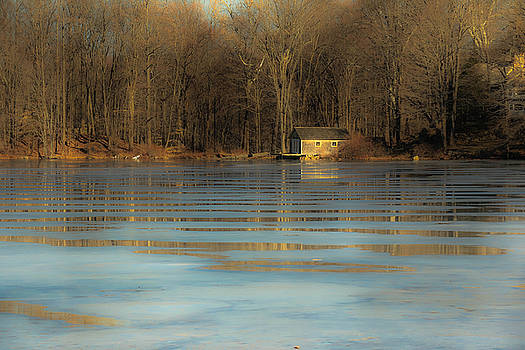 Ice is Slowly Melting by Chris Burke