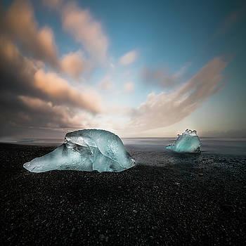 Larry Marshall - Iceland Glacial Ice