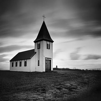 Iceland Hellnar Church by Nina Papiorek