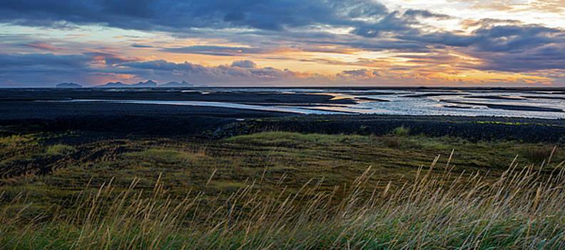 Icelandic Coast by Brad Scott