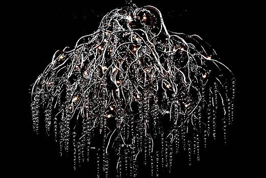 Icicle Chandelier by Angela Davies