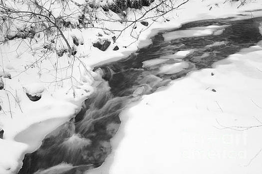 Icy Swath by Alice Mainville