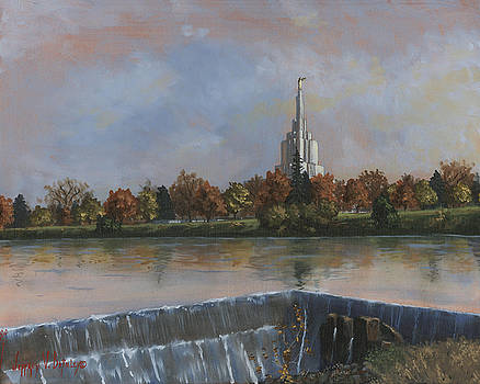 Jeff Brimley - Idaho Falls Temple