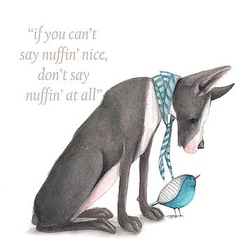 If you cant say nuffin nice... by ShabbyChic fine art Photography