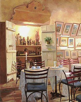 Il Caffe Dell'armadio by Guido Borelli