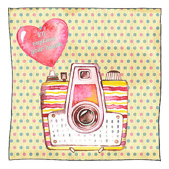 I'll capture your heart. by ShabbyChic fine art Photography