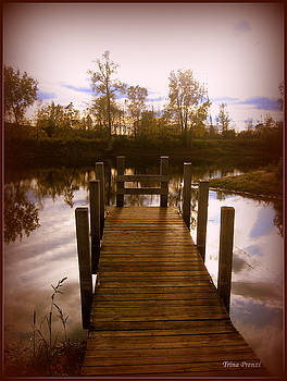 I'll Meet You at the Dock by Trina Prenzi