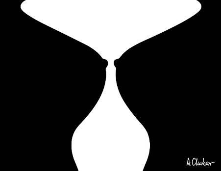 Double Image 1 by Alexander Chubar