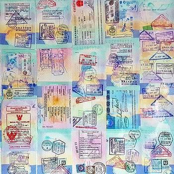 I'm Onto Passport 3 Now So I Put My by Dante Harker