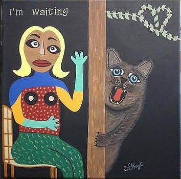 I'm Waiting  by Catherine Velardo