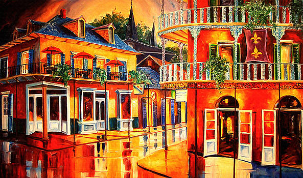 Images of the French Quarter by Diane Millsap