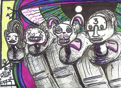 Imaginary Friends by Robert Wolverton Jr