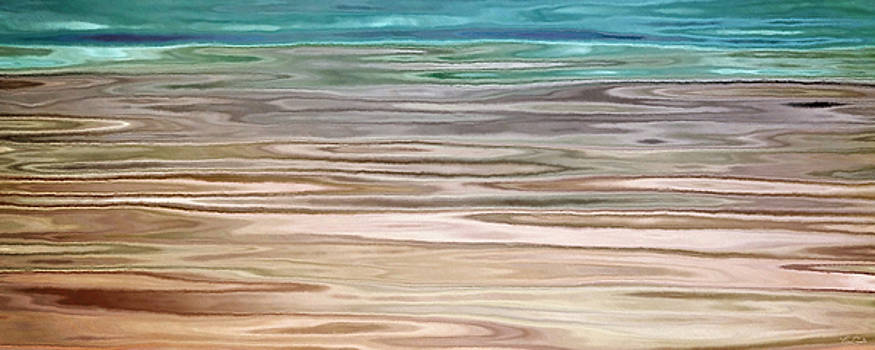 Immersed - Abstract Art by Jaison Cianelli