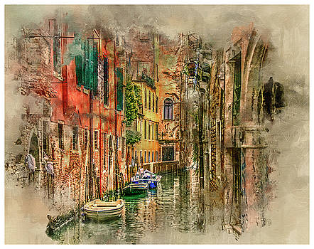 Impressions of Venice by Brian Tarr