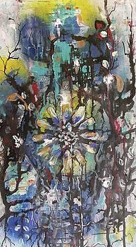 Imprint form the present by Fareeha Usman