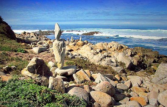 Joyce Dickens - In Balance In Pacific Grove